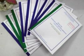 Mẫu báo cáo quản lý chất thải nguy hại theo Thông tư 36/2015/TT-BTNMT (Phần 2)