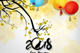 Môi Trường Á Châu thông báo lịch nghỉ Tết nguyên đán 2018