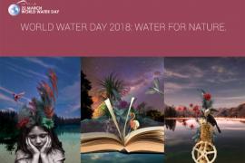 """Ngày Nước thế giới 2018: """"Nước với thiên nhiên"""""""