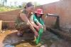 Ia Krêl: Thấp thỏm lo thiếu nước sinh hoạt, sản xuất