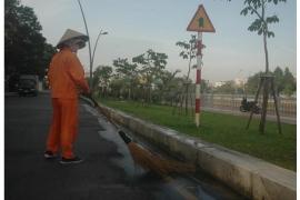 TP.HCM: Vận động, giám sát người dân không xả rác ra đường và kênh rạch