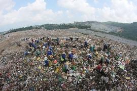 Sử dụng công nghệ đốt rác phát điện xử lý ô nhiễm ở bãi rác Khánh Sơn