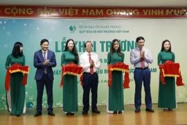 Khai trương Văn phòng Đại diện Quỹ Bảo vệ môi trường Việt Nam tại TP. Hồ Chí Minh