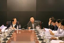 Bộ TN&MT họp triển khai Kế hoạch thống nhất quản lý nhà nước về chất thải rắn