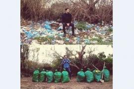 'Thử thách dọn rác' - trào lưu đẹp lan tỏa trên mạng xã hội