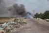 UBND tỉnh Long An sẽ sớm có chỉ đạo xử lý tình trạng đổ rác tràn lan trên Đường tỉnh 823C