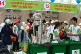 """TP.HCM:  """"Ngày hội Sống xanh"""" và thông điệp tiêu dùng  bền vững, lối sống thân thiện môi trường"""