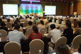 """Hội nghị hỗ trợ tài chính Quỹ Bảo vệ Môi trường năm 2018: """"Đồng hành cùng doanh nghiệp hướng tới phát triển bền vững"""""""