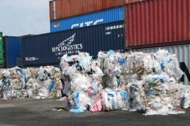 Tái xuất phế liệu: Đến tháng 06/2019 đã tái xuất 503 container phế liệu ra khỏi lãnh thổ