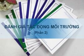 Mẫu ĐTM mới nhất theo Thông tư 27/2015/TT-BTNMT