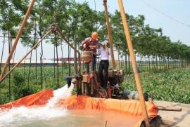 Tăng cường quản lý khai thác tài nguyên nước ngầm