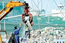 Giảm dần trạm trung chuyển rác thải ở nội đô