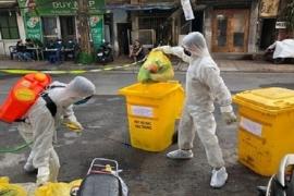 Kế hoạch ứng phó sự cố môi trường do chất thải y tế