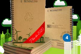 Ra mắt: Sổ Tay Môi Trường năm 2020 (cập nhật và phát hành lần 4)