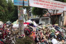 """Bài toán """"rác thải"""": nóng đồng loạt trên các phương tiện truyền thông tại TP HCM"""