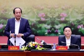Thủ tướng yêu cầu Bộ Tài Nguyên và Môi Trường giải trình, làm rõ 7 vấn đề