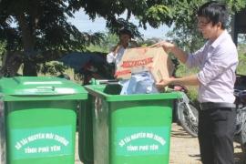 Phú Yên: Chung tay chống rác thải nhựa