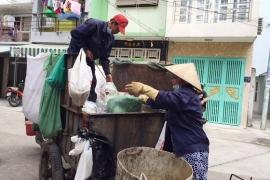 TPHCM: Bất cập phân loại rác tại nguồn