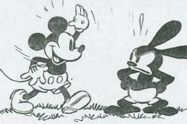 [Câu chuyện cuối tuần] - Walt Disney: Hành trình trở về của Chú thỏ may mắn Oswald!