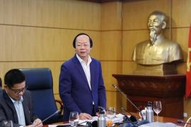 """Dự thảo Luật Bảo vệ môi trường sửa đổi: phải phù hợp với điều kiện của Việt Nam, tiệm cận và hội nhập quốc tế, """"Không đánh đổi môi trường lấy tăng trưởng kinh tế""""!"""